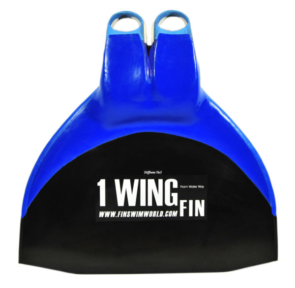 one wing monofin