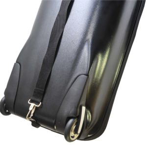 long fins roller suitcase